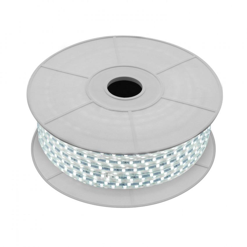 LED-Streifenrolle Dimmbar 220V AC  60 LED/m 50m Kaltweiß IP65 Schnitt jede 100cm