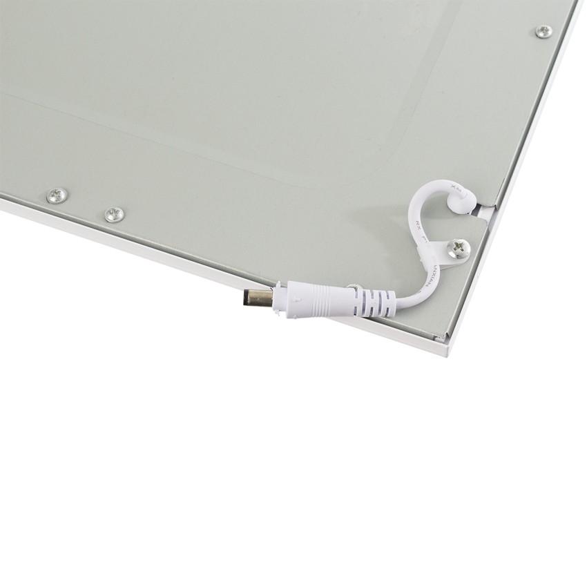 LED Panel Slim 60x60cm 40W 3200lm LIFUD + Rahmen-Halterungsset ...