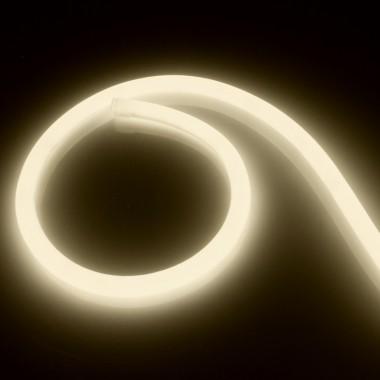 LED Neon Flex Lichtschlauch Rund 360 120LED/m 1 Meter
