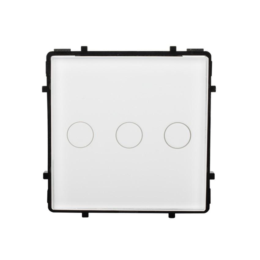 Lichterschalter Touch Dreifach - Ledkia Deutschland