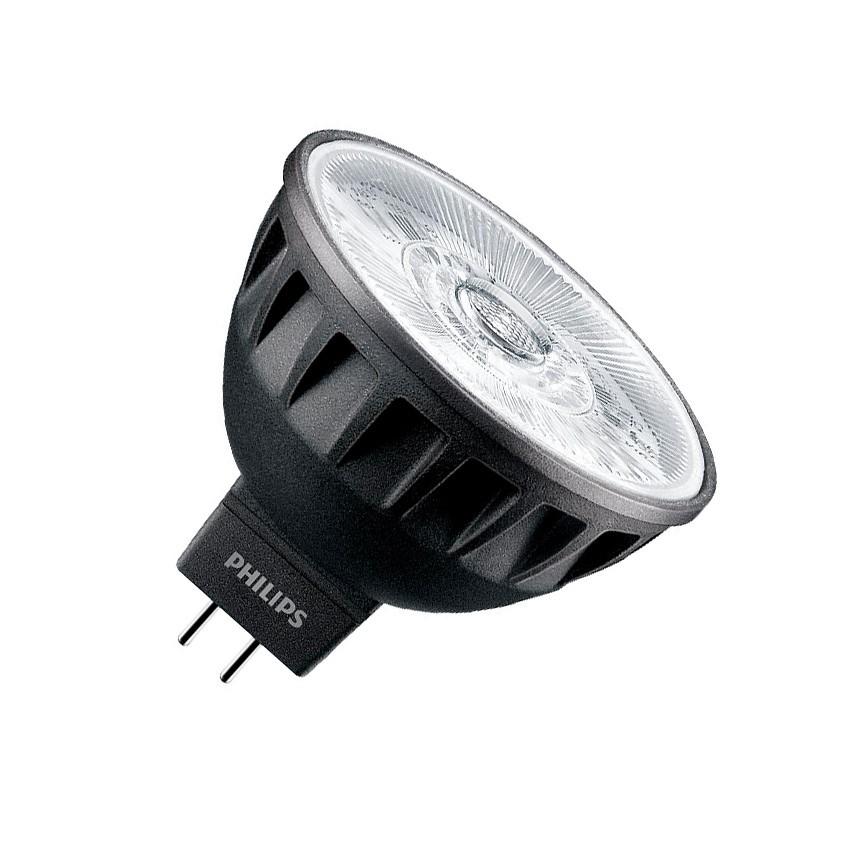 LED Lampe GU5.3 MR16 Philips 12V CRI 92 ExpertColor 7.5W 36º ...