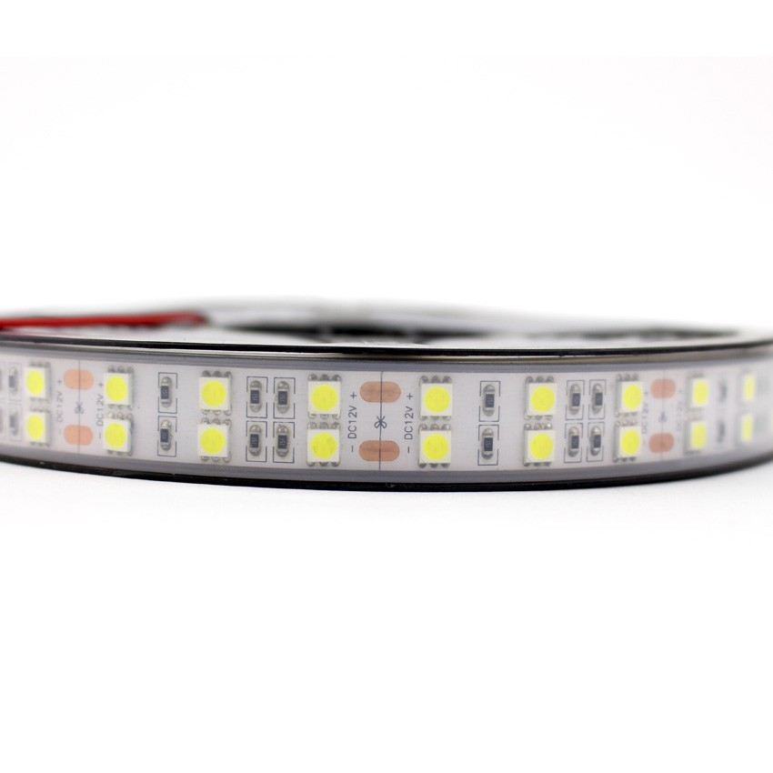 led strip 12v 5m dc smd5050 120led m ip67 ledkia deutschland. Black Bedroom Furniture Sets. Home Design Ideas
