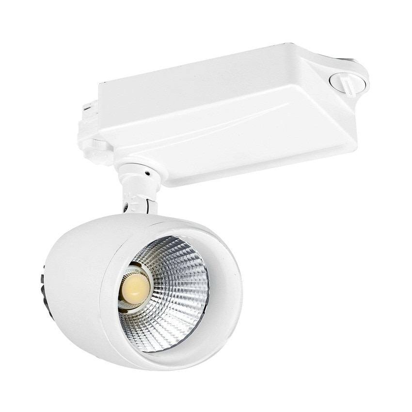 Spot LED Cree Crockett 30W pour Rail Triphasé (3 Allumages)