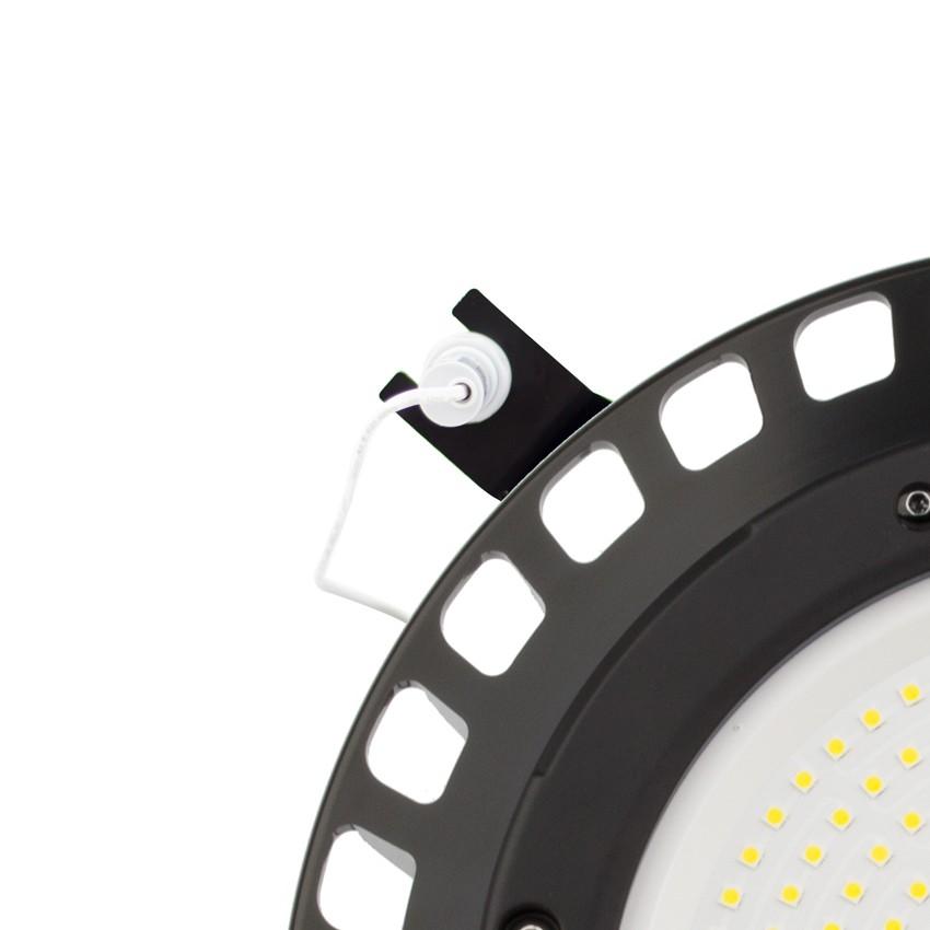 Kit Support + Capteur Crépusculaire pour Cloches LED UFO SAMSUNG