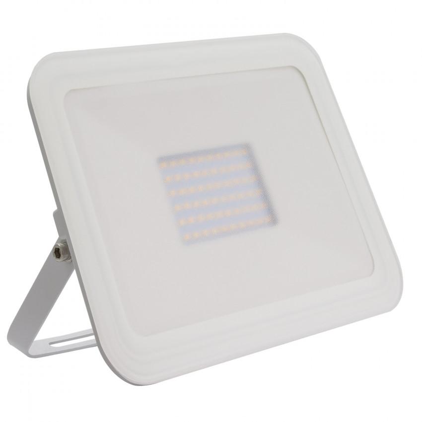 Projecteur LED Slim Crystal 100W Blanc