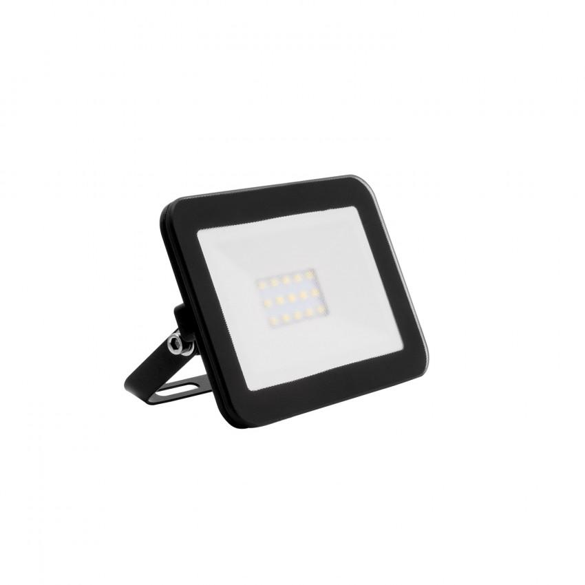 Projecteur LED Slim Crystal 10W Noir
