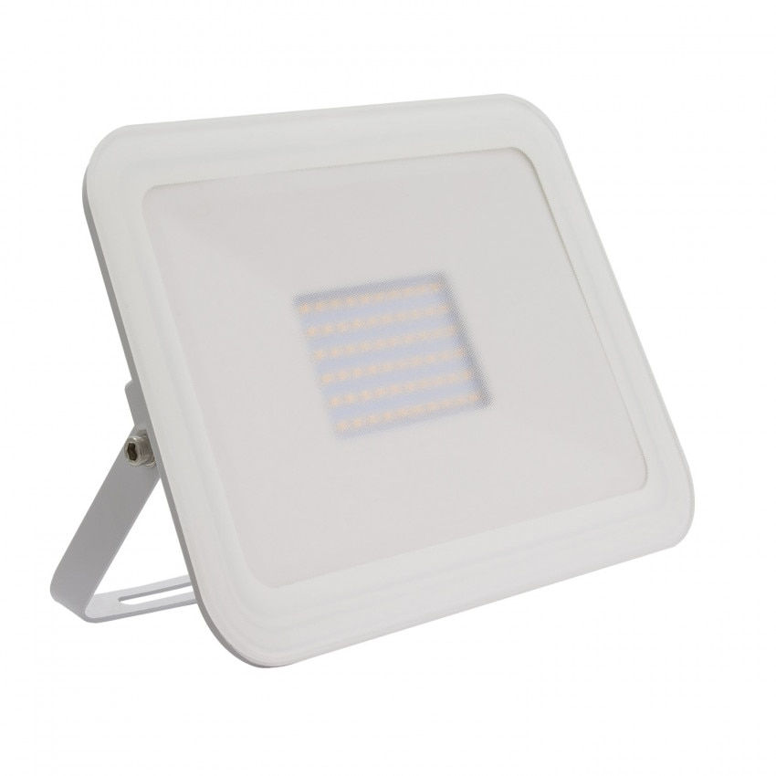Projecteur LED Extra-Plat Crystal 50W Blanc