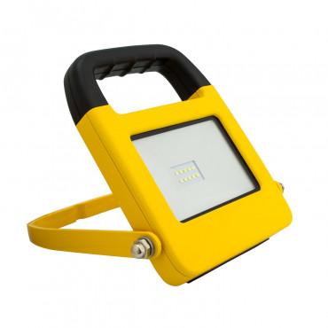 Projecteur LED Extra-Plat 20W à Batterie
