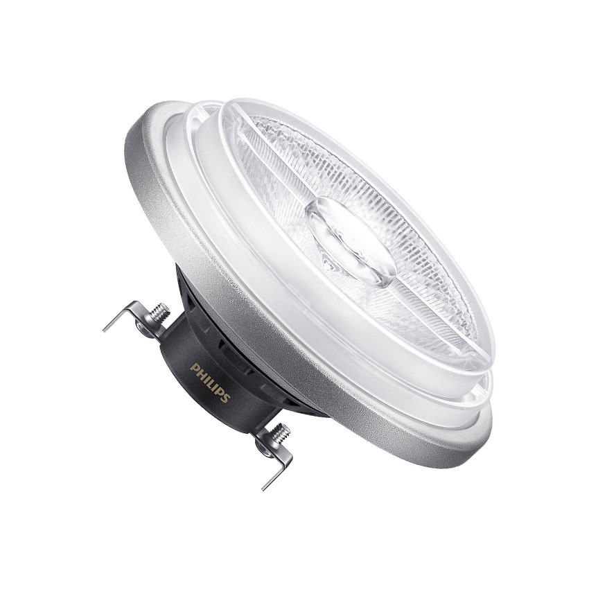 Ampoule LED AR111 12V Dimmable PHILIPS SpotLV 40º 15W