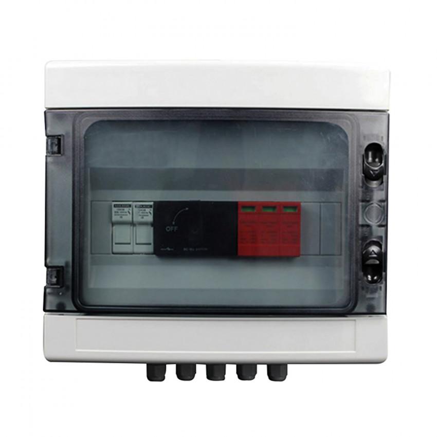 Coffret de Protection Électrique PV MAXGE 500V DC IP65