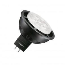 Ampoule LED GU5.3 MR16 Philips 12V ExpertColor 7.5W 36º Black