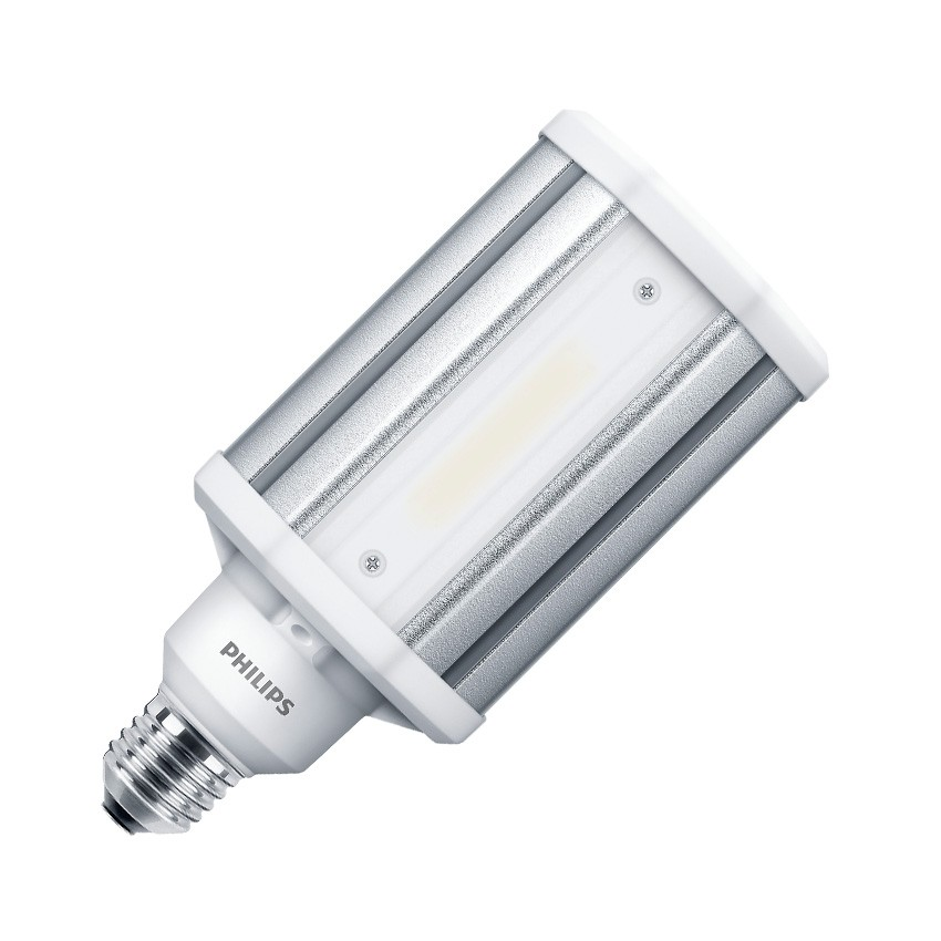 Lampe LED PHILIPS TrueForce Éclairage Public E27 25W Frost HPL
