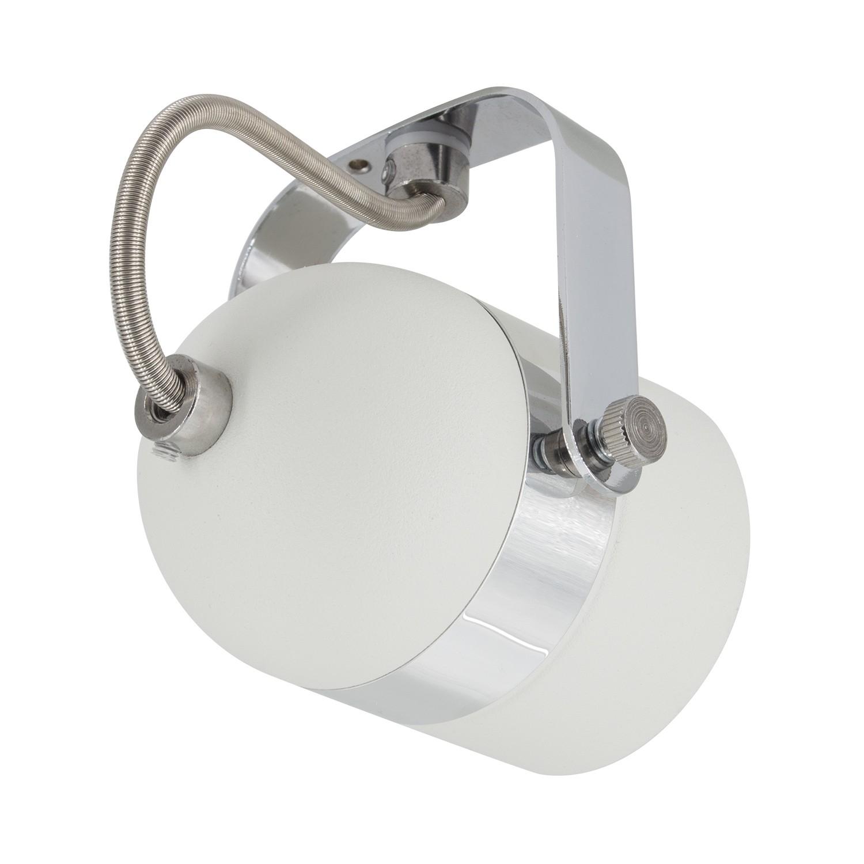 Foco Orientable Siner 2x Blanco