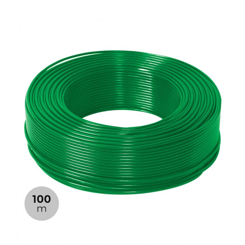 Rouleau 100m Gaine Câble Électrique 3x2.5mm² Sans Halogènes RZ1-K (AS)