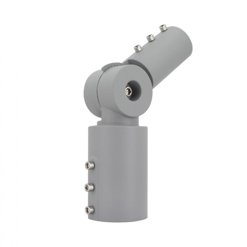Bracket para Luminarias LED Alumbrado Público (Grís)