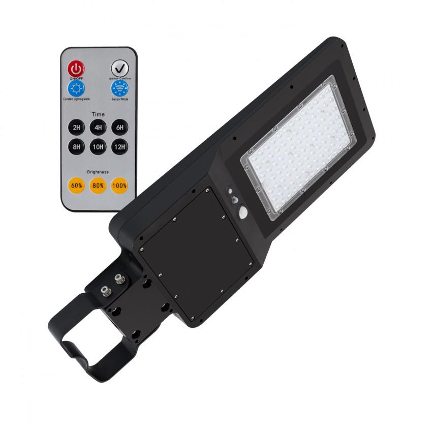 Luminaire LED Solaire 32W avec Détecteur de Présence et Crépusculaire