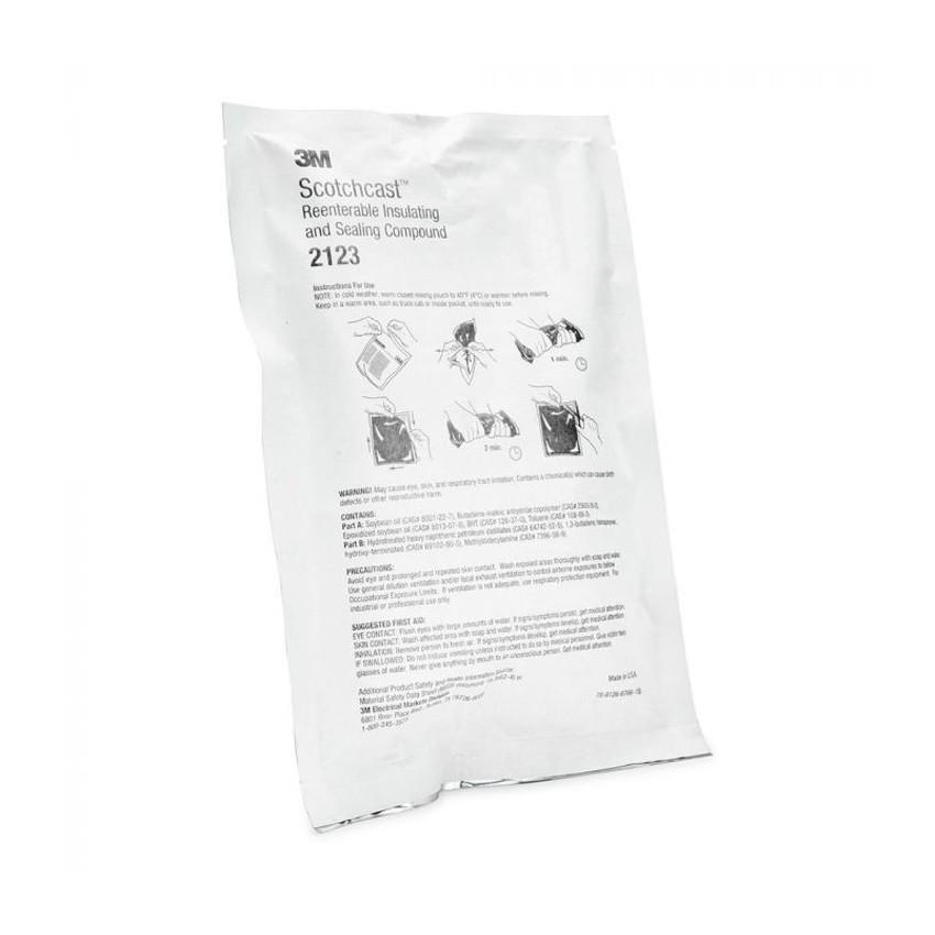 Résine Démontable IP68 3M™ Scotch® 2123 C 350gr