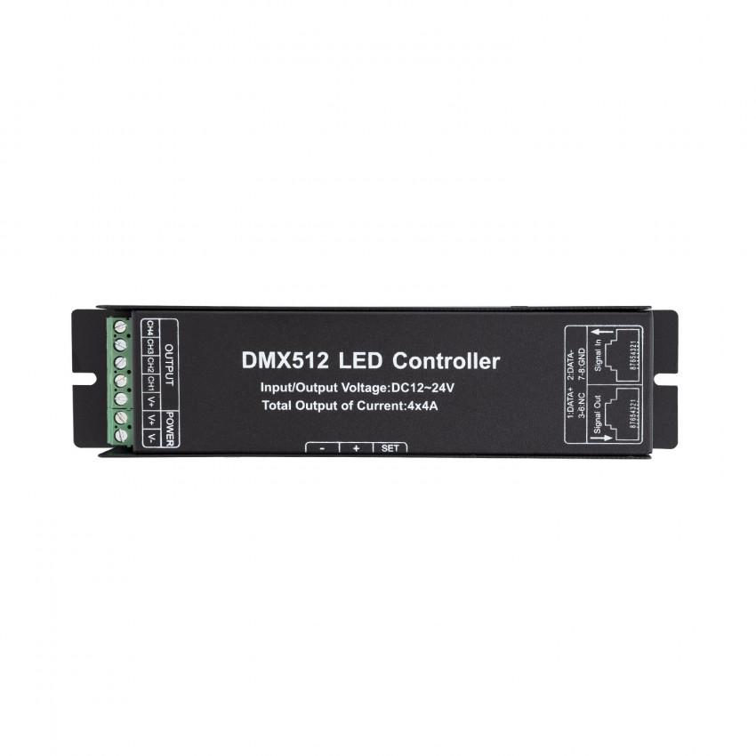 Contrôleur LED DMX512