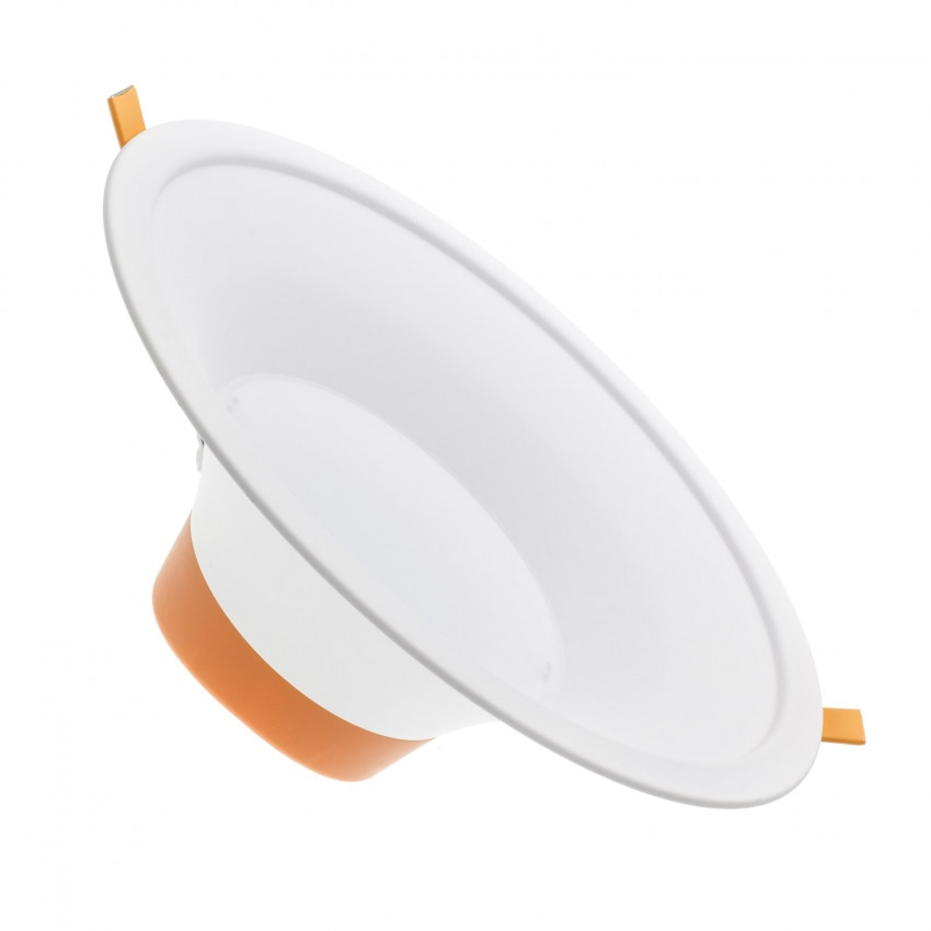 Downlight LED Lux 20W (UGR19) Coupe Ø 200 mm