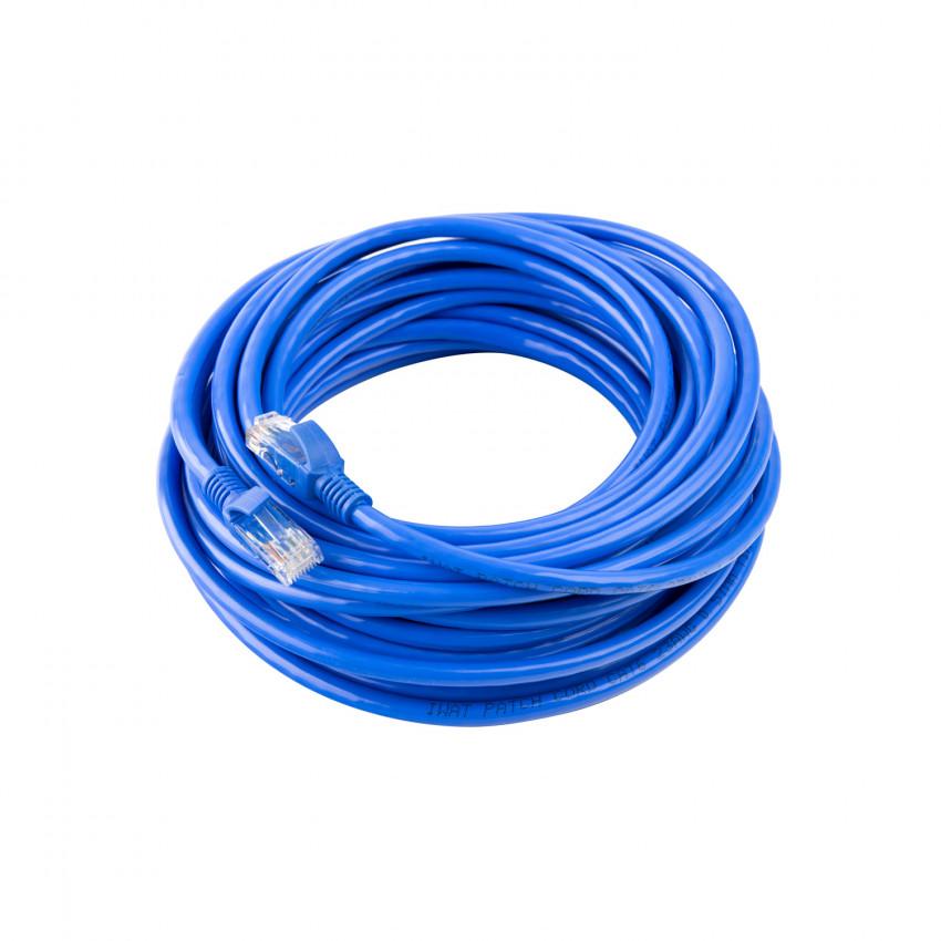 Câble Réseau UTP Ethernet RJ45 CAT6 Cordon de Raccordement10m