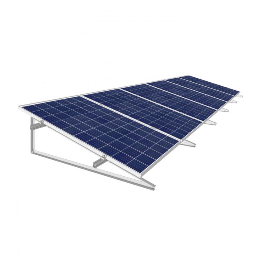 Structure pour Panneaux Solaires Inclinaison 30º