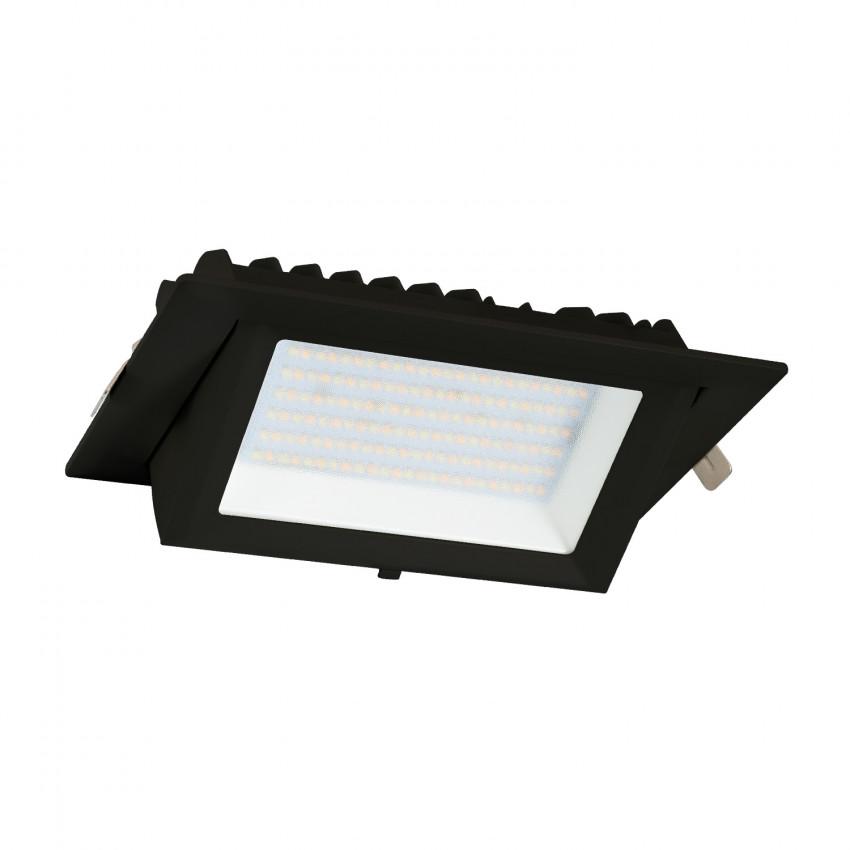 Projecteur LED SAMSUNG 130lm/W Orientable Rectangulaire 20W Noir LIFUD