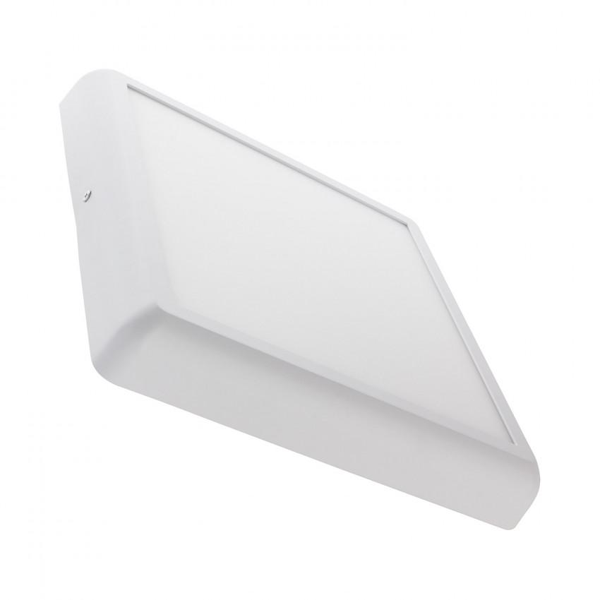 Plafonnier LED Carré Design 24W White