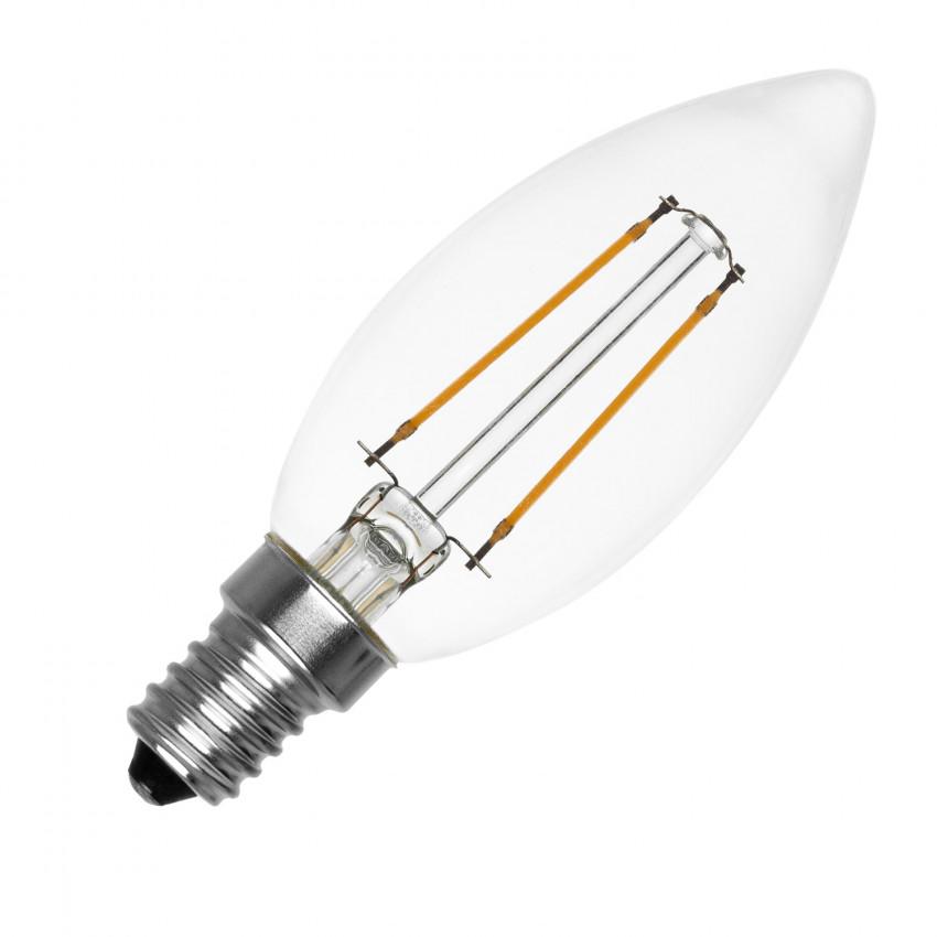 Ampoules LED Philips E14 Filaments