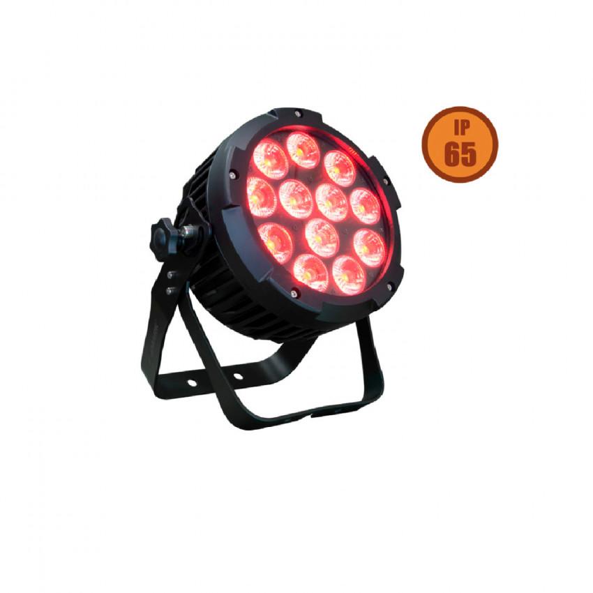 Projecteur LED Equipson SUPERLED 144 IP65 RGBWA+UV DMX 144W 28MAR045