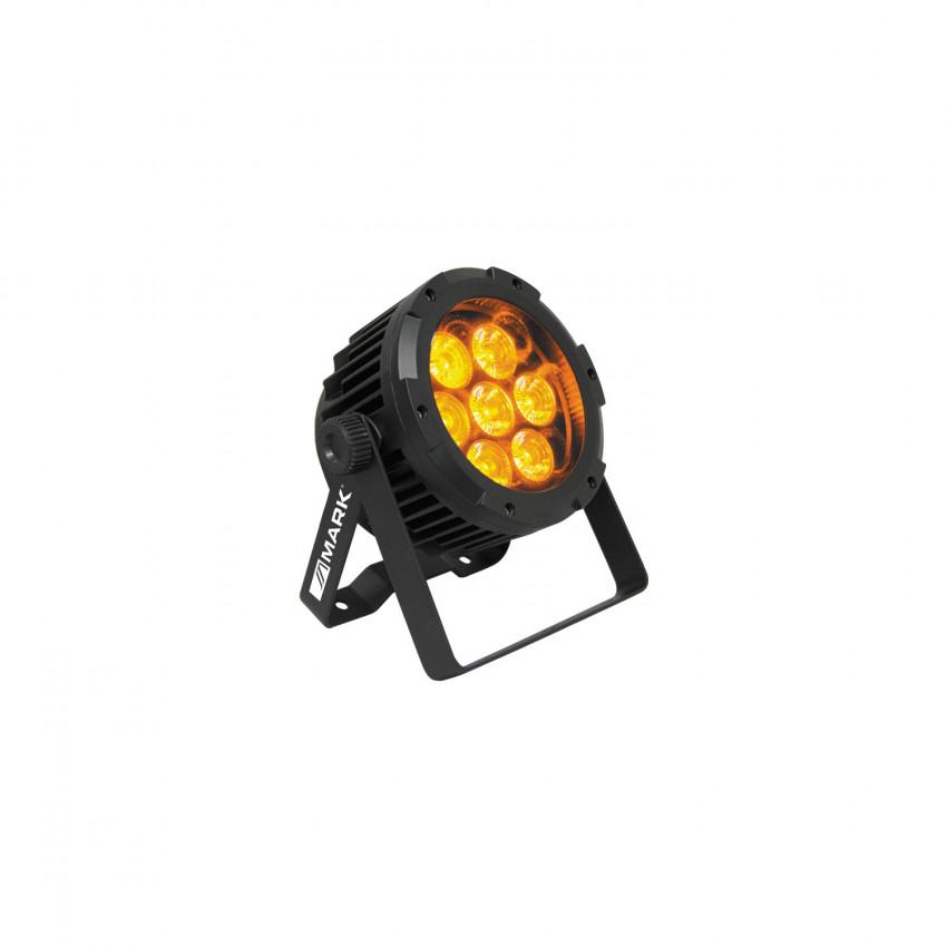 Projecteur LED Equipson PARLED 126 6 IP65 RGBWA+UV DMX 126W