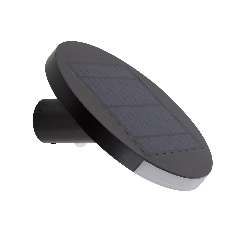 Baliza LED Solar Yuma con Detector Movimiento Opción il. Seguridad