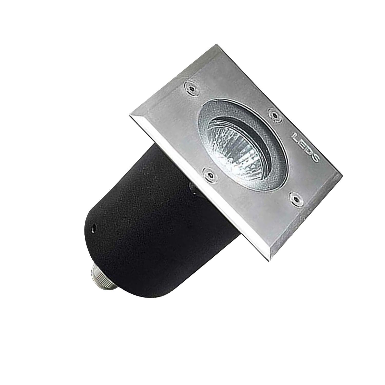 Foco Circular Empotrable en Suelo Gea GU10 IP67 LEDS-C4