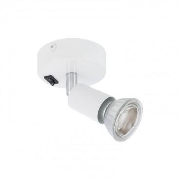 Avec Interrupteur Blanc Spot Orientable 1 Applique Oasis sxtrQdhC