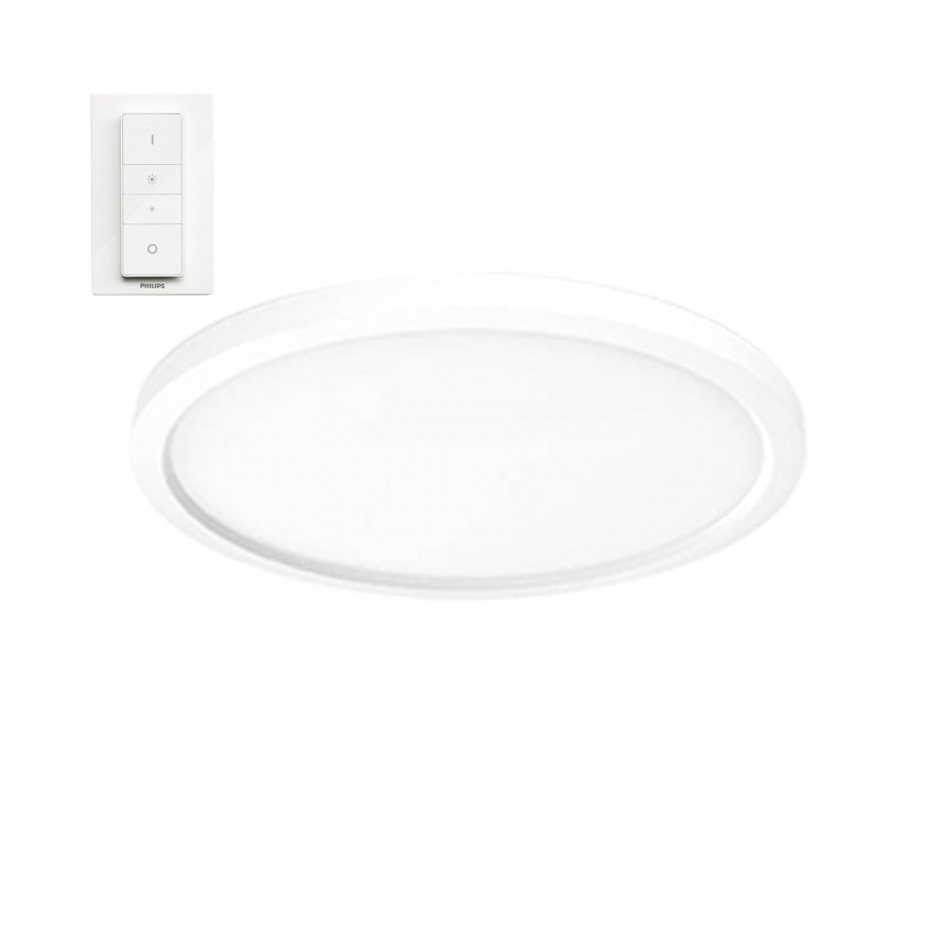 Plafonnier Rond LED CCT PHILIPS Hue White Ambiance Aurelle 28W