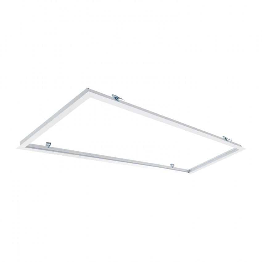 Cadre Encastré pour Panneaux LED 120x30cm