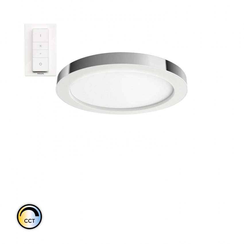 Plafonnier LED CCT PHILIPS Hue White Ambiance Adore 40W