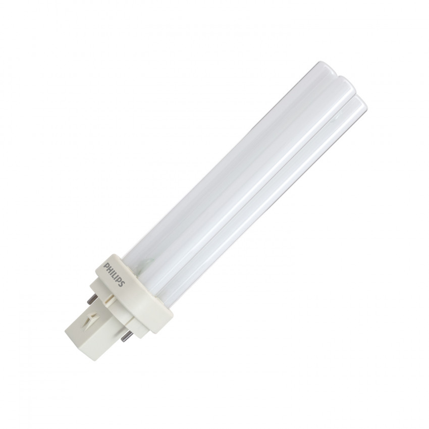 Ampoule Fluocompacte Dimmable PHILIPS G24d3 26W