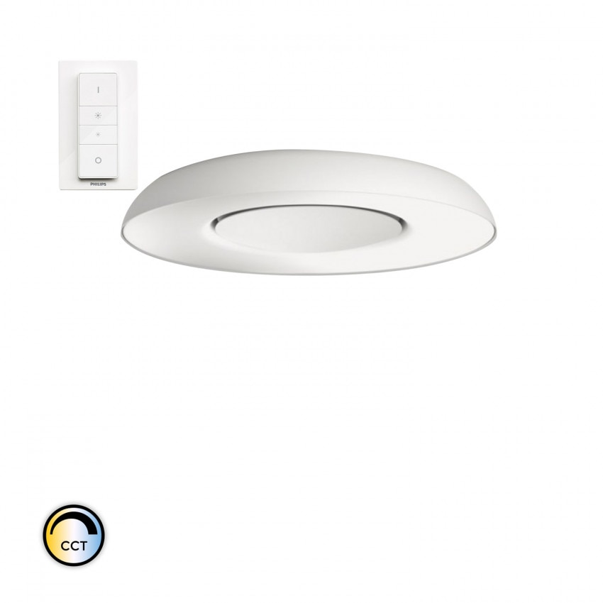 Plafonnier LED CCT PHILIPS Hue White Ambiance Still 32W