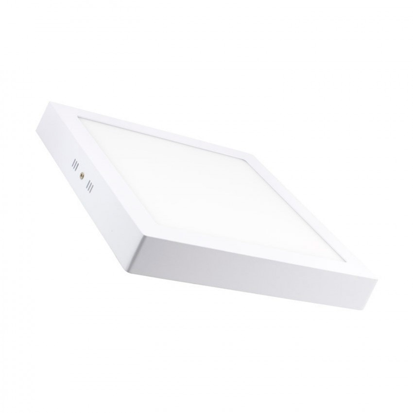 Plafonnier LED Carré 48W