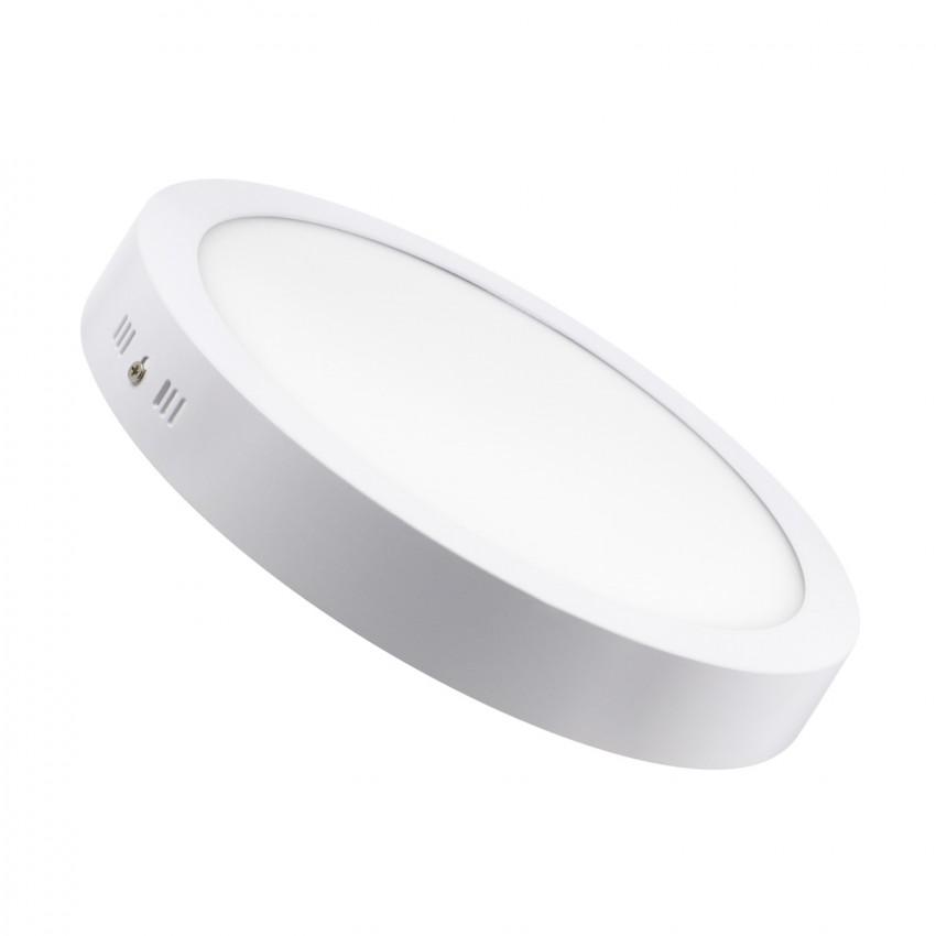 Plafonnier LED Rond 24W