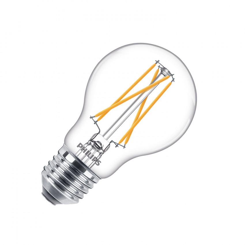 Ampoule LED E27 A60 Dimmable Filament PHILIPS CLA Classic 6,7W (CRI 90) True Color