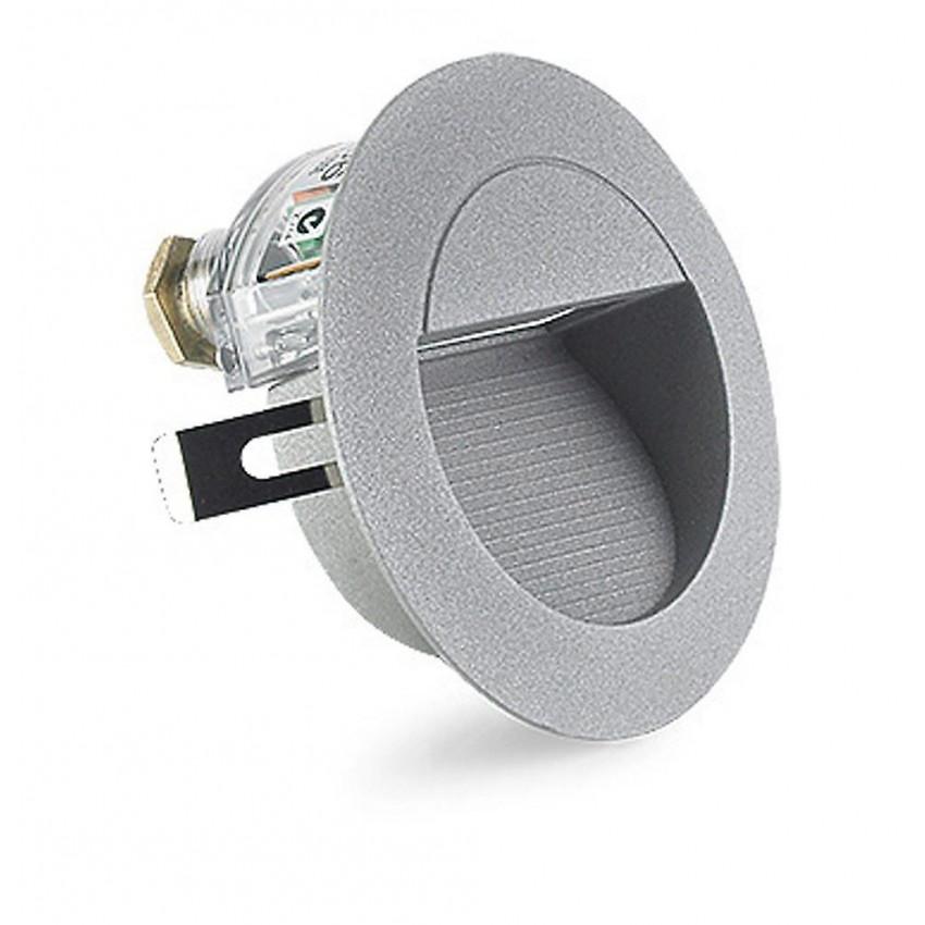 Balise LED Encastrable Micenas Path Round 1,5W IP65 LEDS-C4 05-9771-34-M2