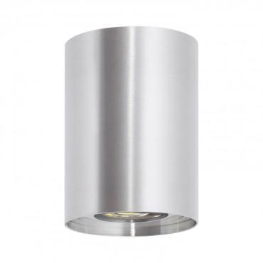 Aro Downlight Circular Blanco para Bombilla LED GU10 / GU5.3