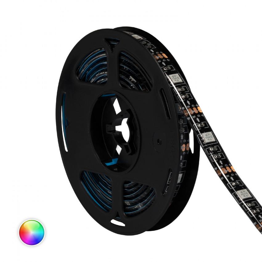 Kit Ruban LED RGB 5V DC 30LED/m avec USB pour Téléviseur 2m IP65