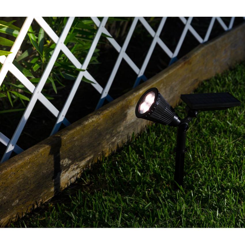 Spot LED Solaire Meillion sur Piquet IP65