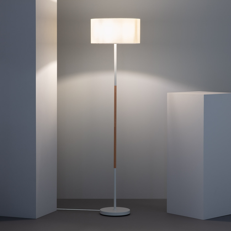 Lámpara de Pie Silinda