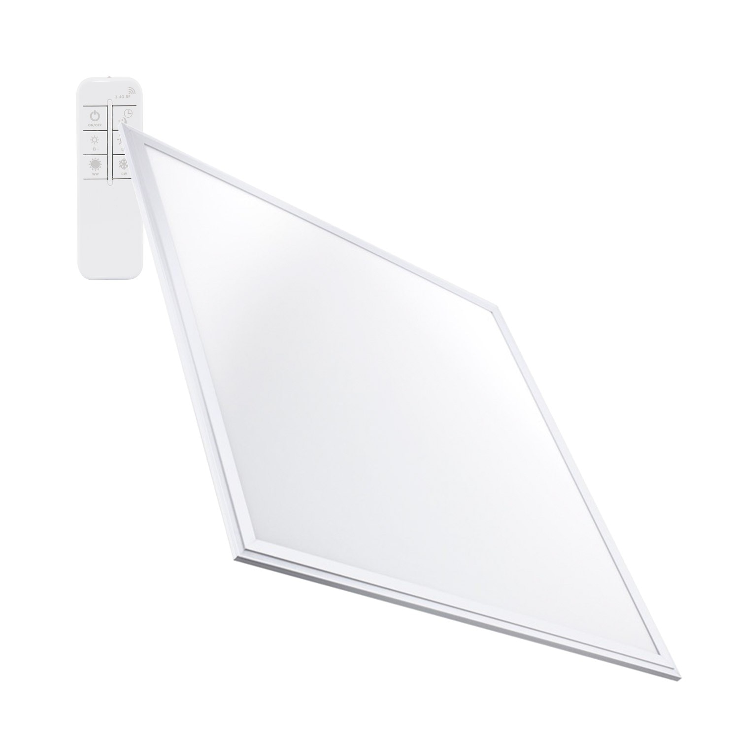 Panel LED Tª Color Seleccionable 60x60cm 40W 3600lm