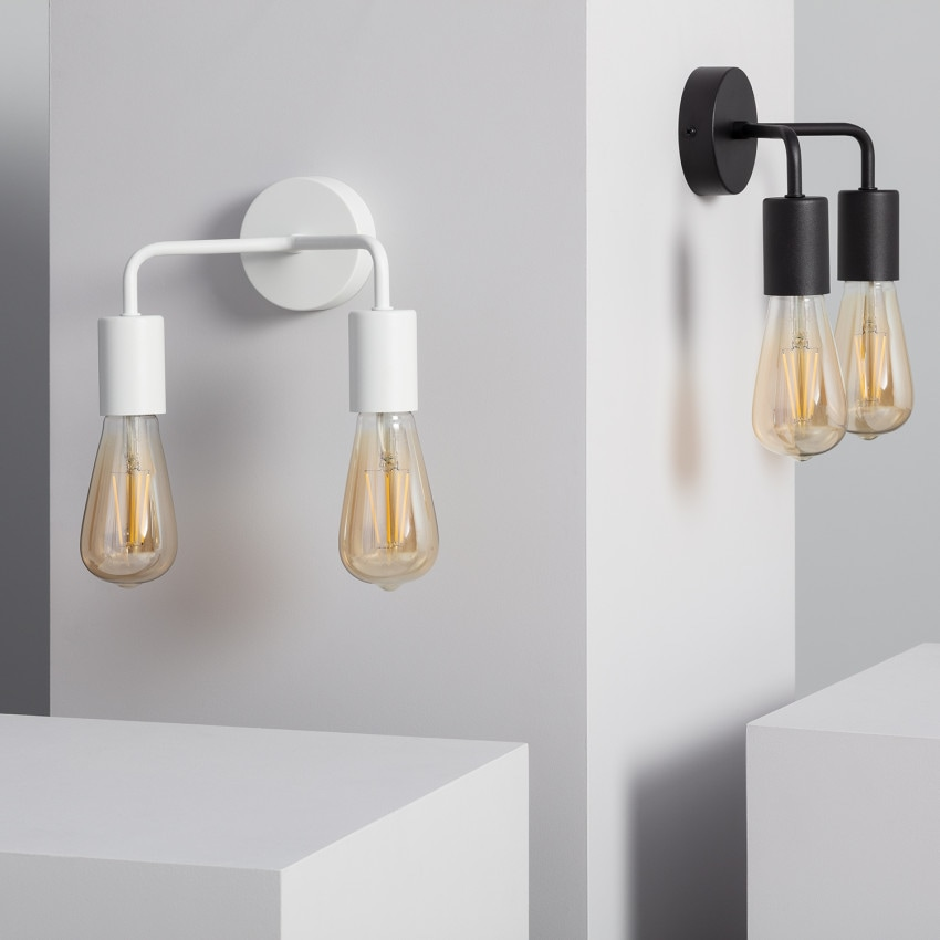 Lampe Murale Jayso 2 Spots