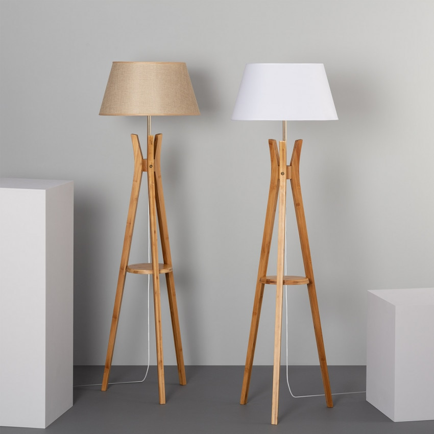 Lampe sur Pied Qaanso