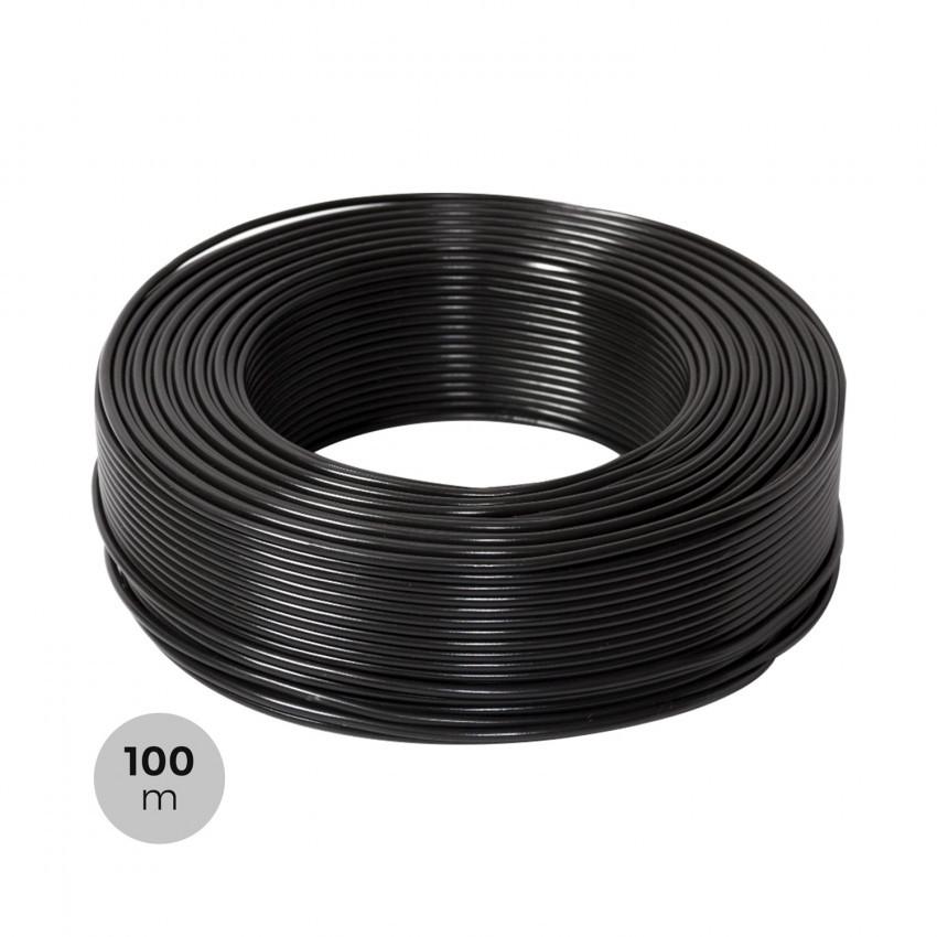 Rouleau 100m Gaine Câble Électrique 3x1mm² XTREM H07RN-F